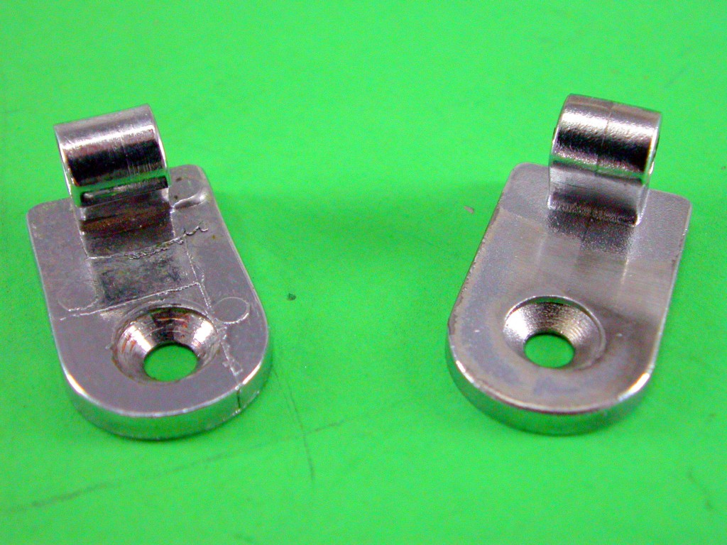 Reproduction Door Pull Mounts for Type 300