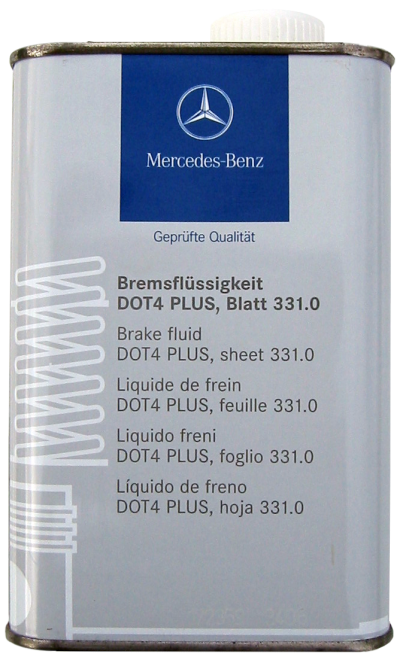 Mercedes-Benz DOT4 Plus Brake Fluid