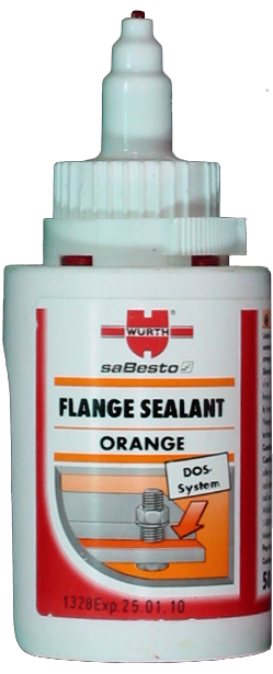 Würth SaBesto Orange Flange Sealant