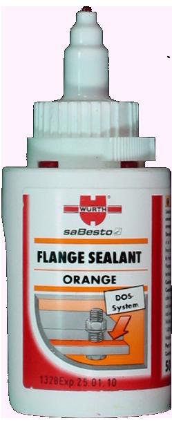 Würth SaBesto Orange Flange Sealant