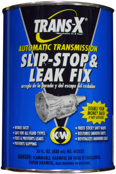 Trans-X Automatic Transmission Slip-Stop and Leak Fix