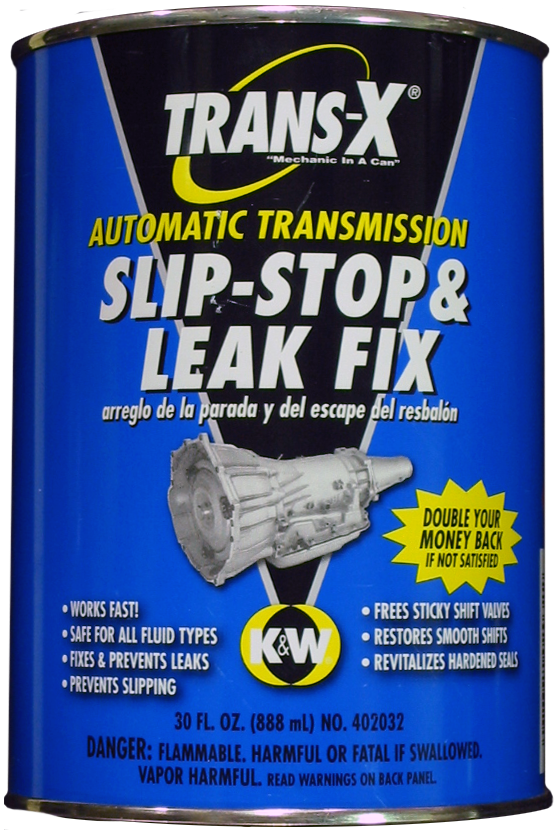 Trans-X Automatic Transmission Slip-Stop and Leak Fix