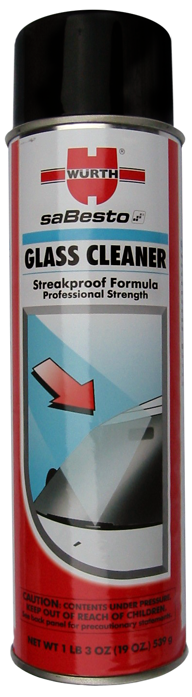 Würth SaBesto Streakproof Glass Cleaner
